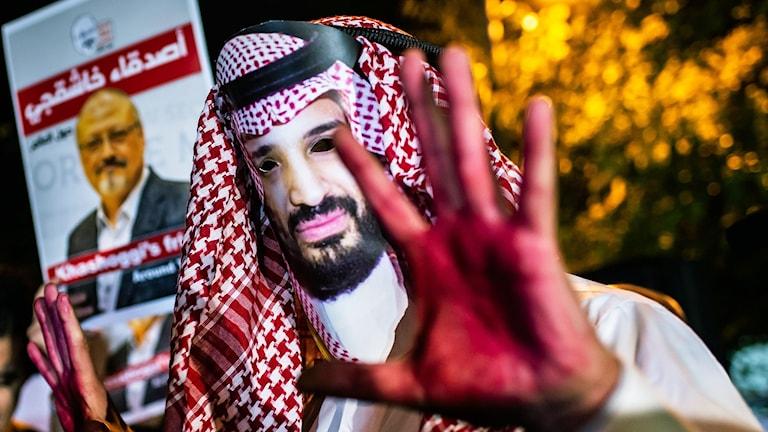 Playsamling - I huvudet på Saudiarabien