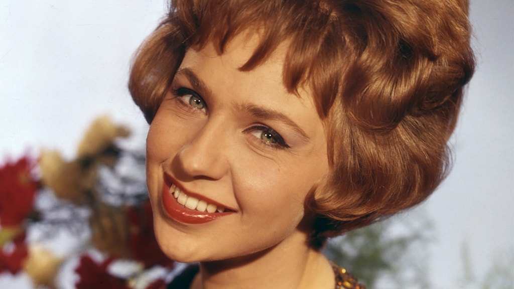 Sångerskan Anita Lindblom.