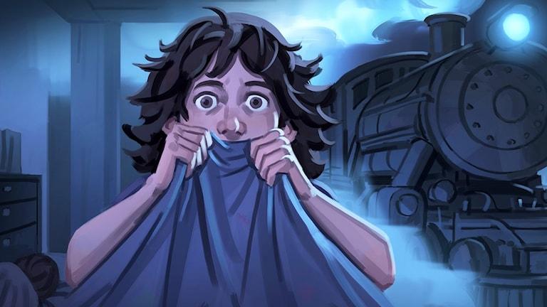 Playsamling – Spökhistorier för de yngre