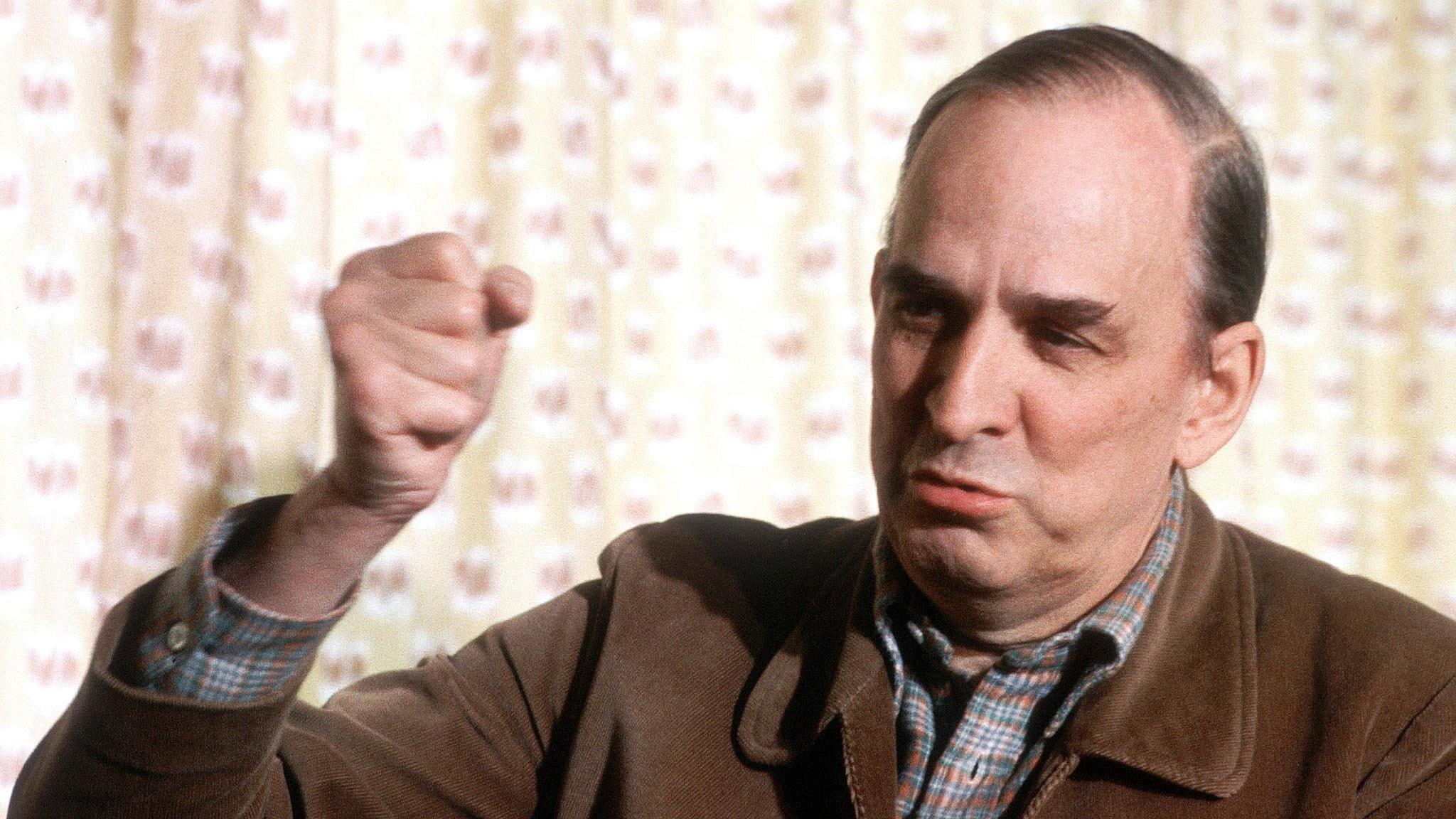 Regissör Ingmar Bergman