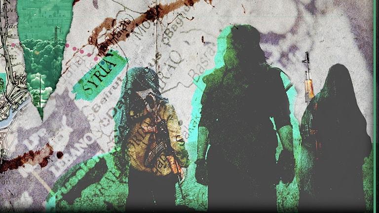 Terrorsyskonen och IS