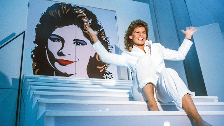 Carola Häggkvist 1984