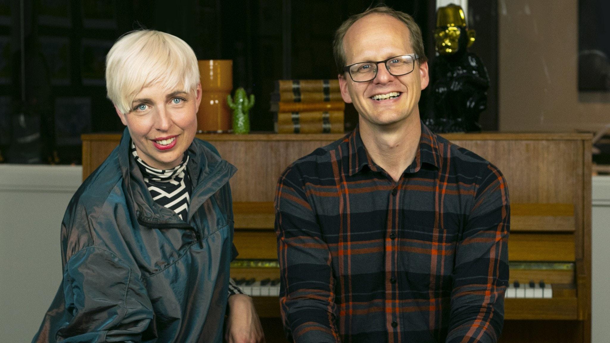 Maja och Mattias