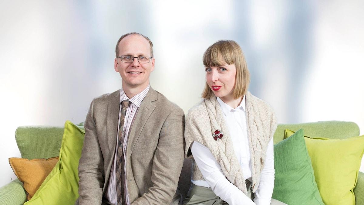 Mattias Lundberg & Maja Åström