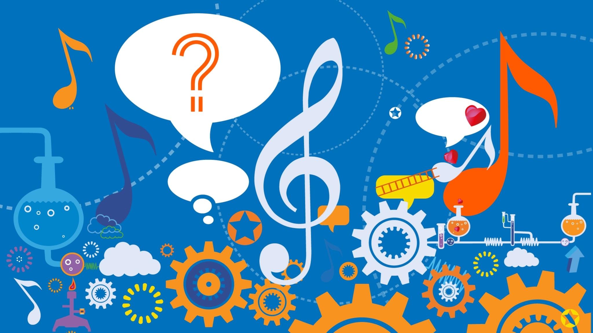Programbild för Fråga musikprofessorn