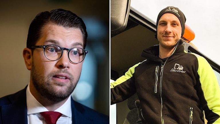 Jimmie Åkesson svarar Isak Söderström