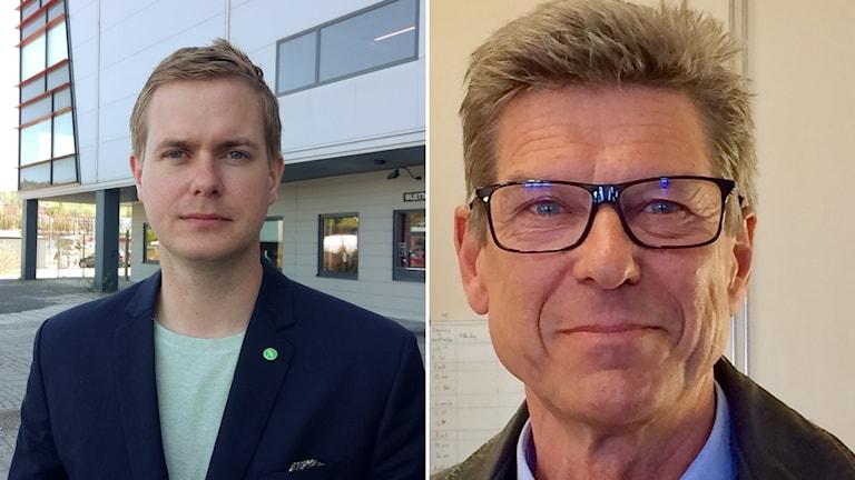 Gustaf Fridolin svarar Kjell Anund