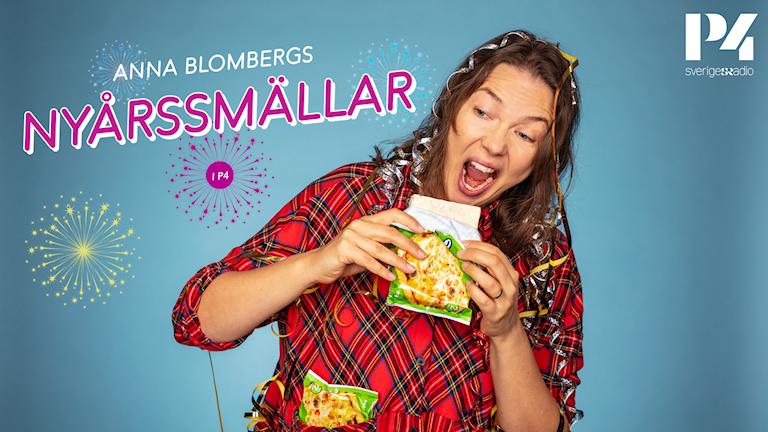 Anna Blombergs Nyårssmällar i P4