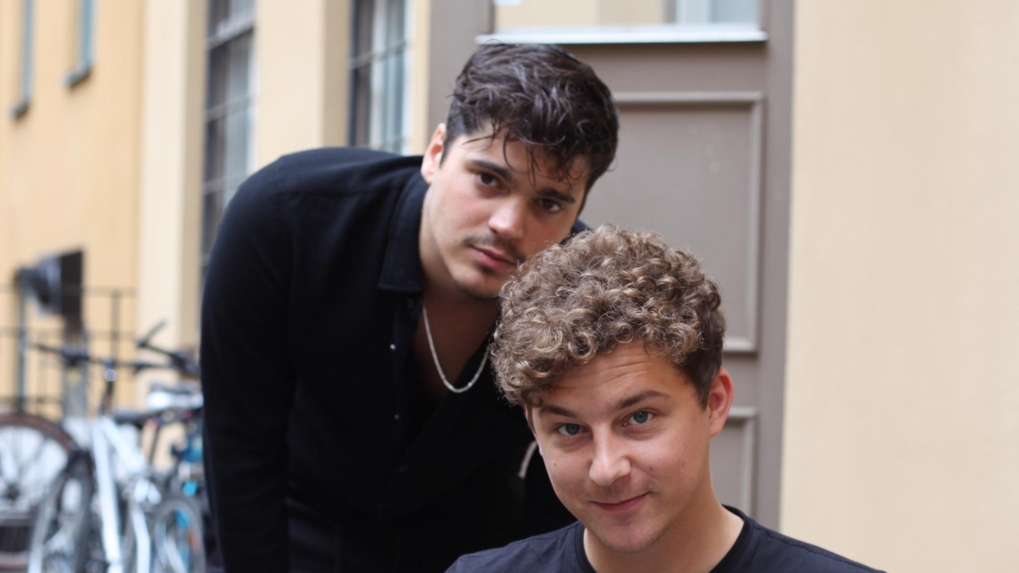 Oscar Zia & Charlie Gustafsson