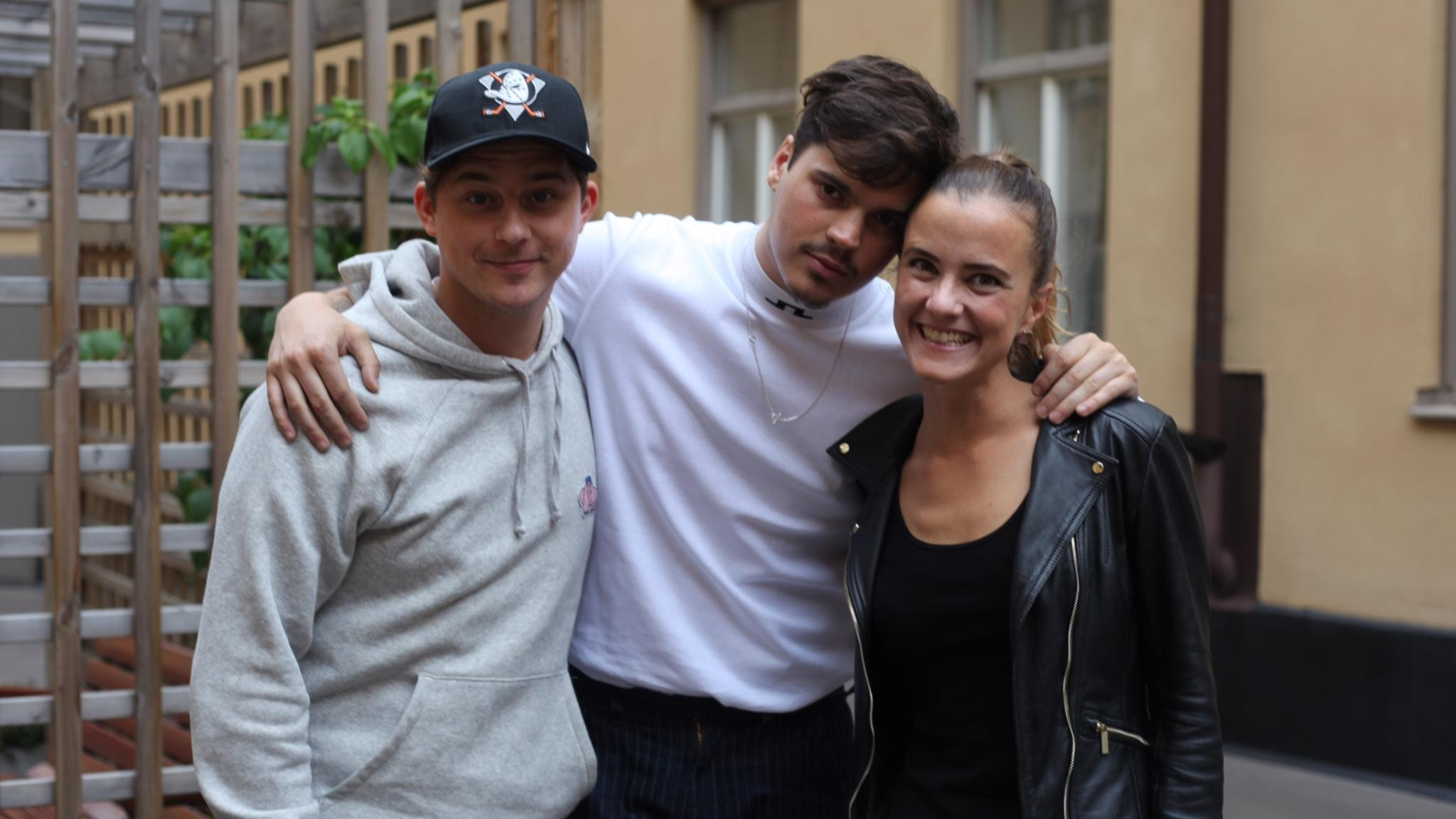 Charlie Gustafsson, Oscar Zia & Katarina Gospic