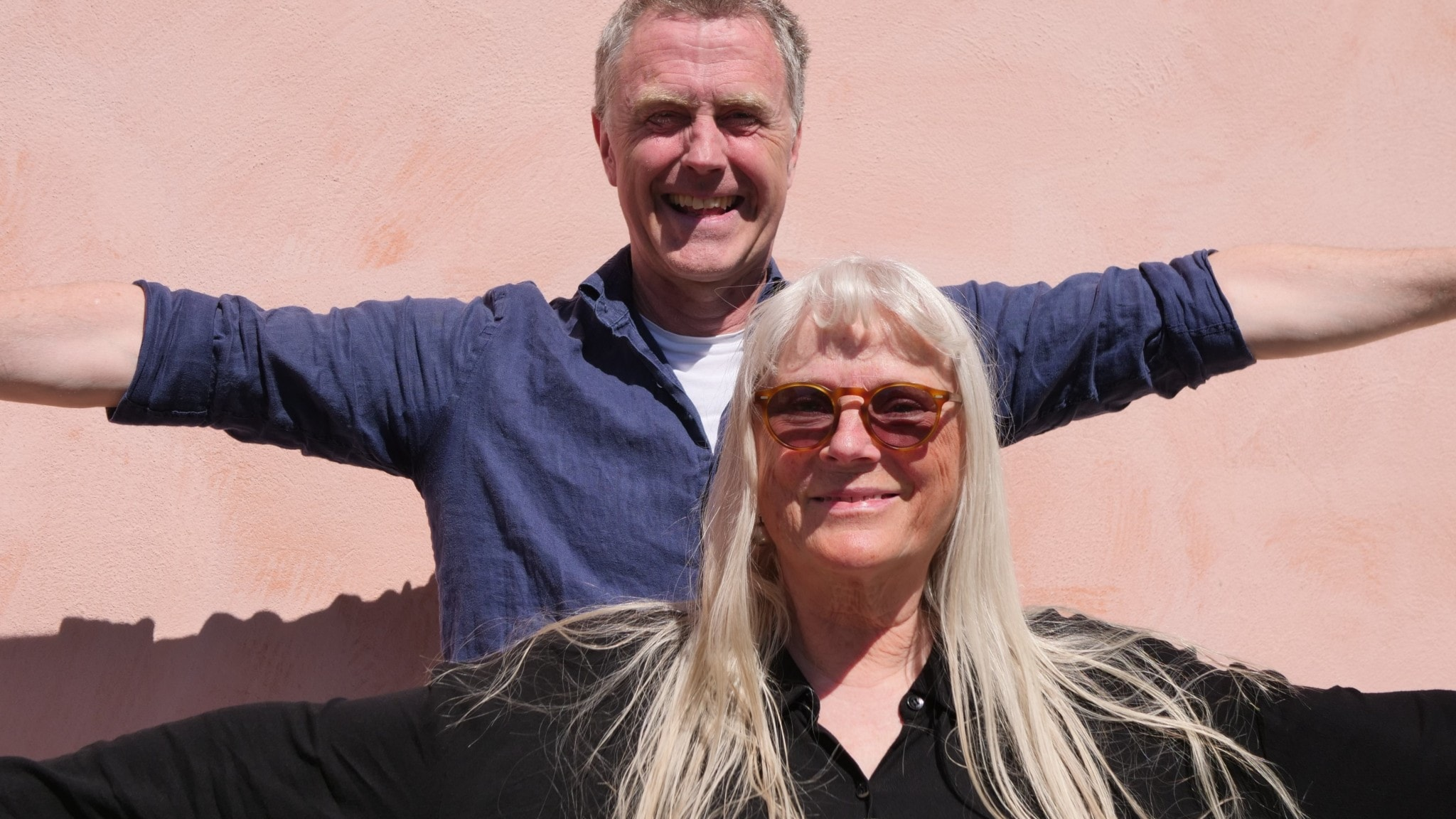 Stephan Fickler och Ulla Skoog.
