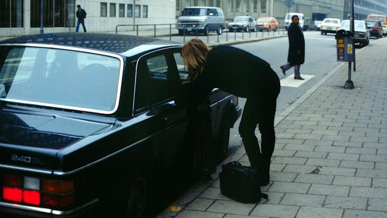 Prostituerad i Stockholm