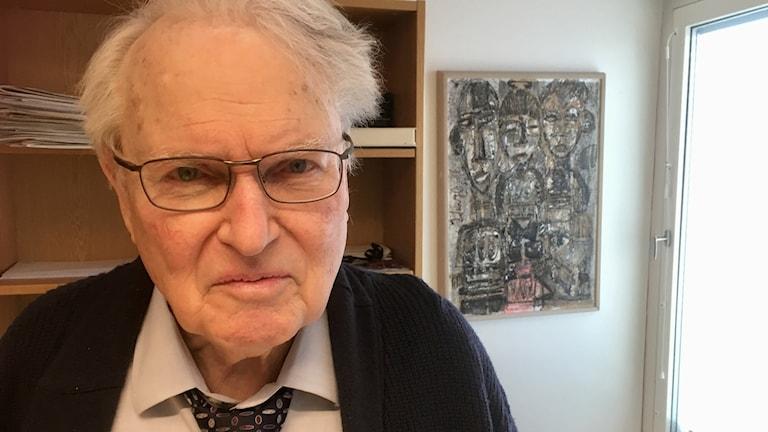 Assar Lindbeck, professor emeritus
