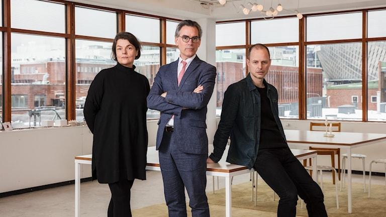 Arkitekturkritikern Mark Isitt tittar närmare på svenska städer