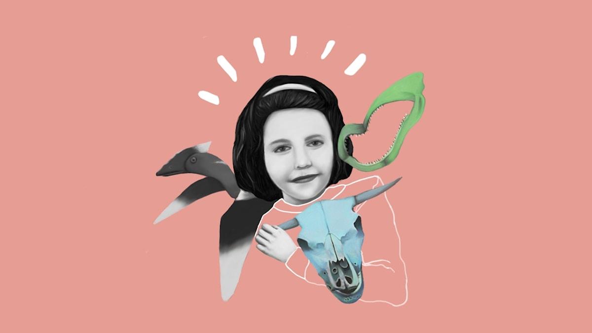 Barnen som förändrade världen: Daisys unika flygödla