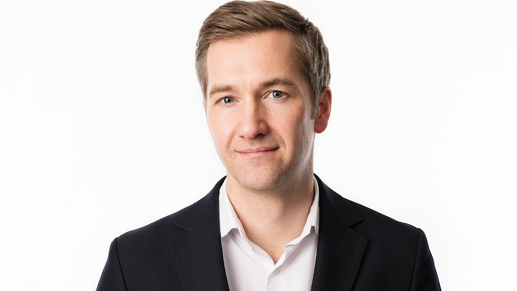 Olle Zachrison, Ekochef. Foto: Mattias Ahlm/Sveriges Radio