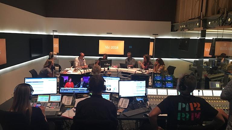 Valvakan i Sveriges Radio