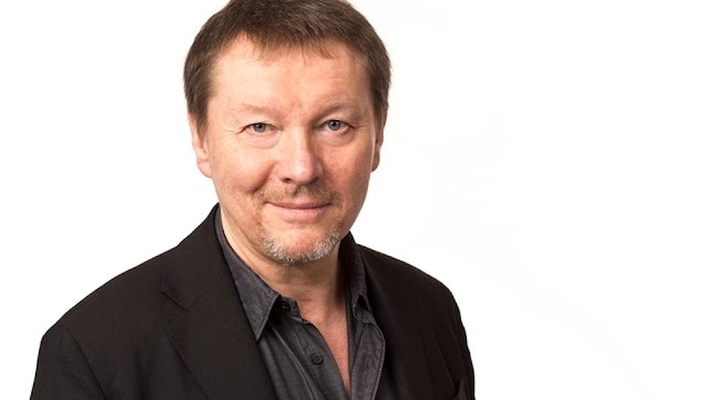 Björn Löfdahl, programdirektör Foto: Micke Grönberg/Sveriges Radio