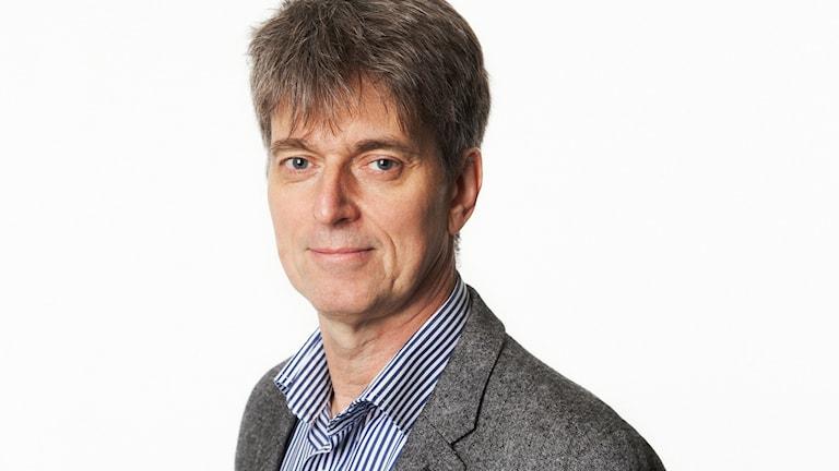 Jan Petersson, strategidirektör. Foto: Mattias Ahlm/Sveriges Radio