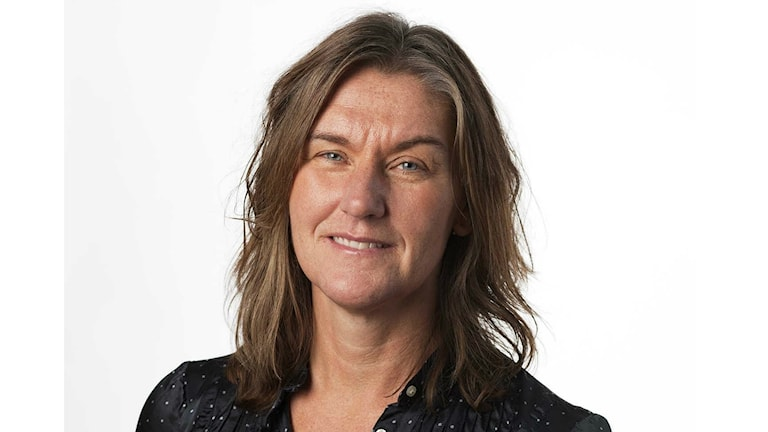 Anna-Karin Larsson.