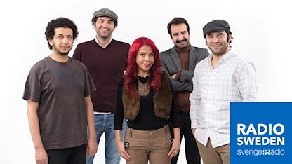 Redaktionen på Radio Sweden Arabic