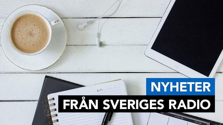 Dagens viktigaste nyheter från Sveriges Radio. Ansvarig utgivare är Olle Zachrison.