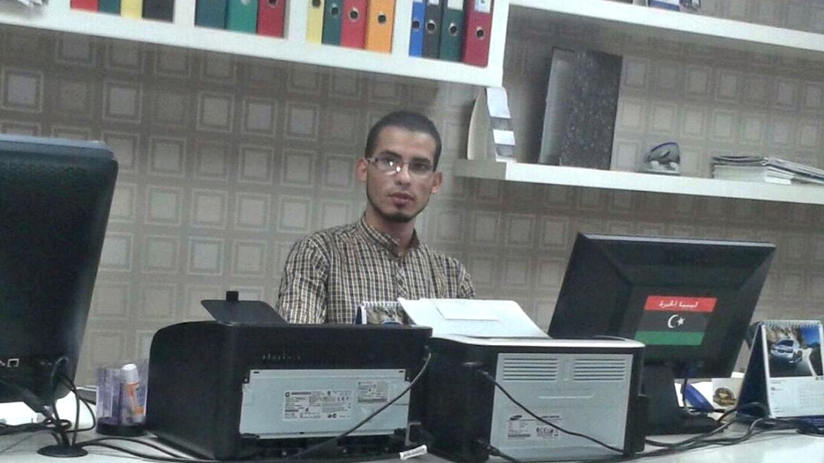 """Från Nabil Deeb i projektet """"I telefonen finns hela människan"""""""