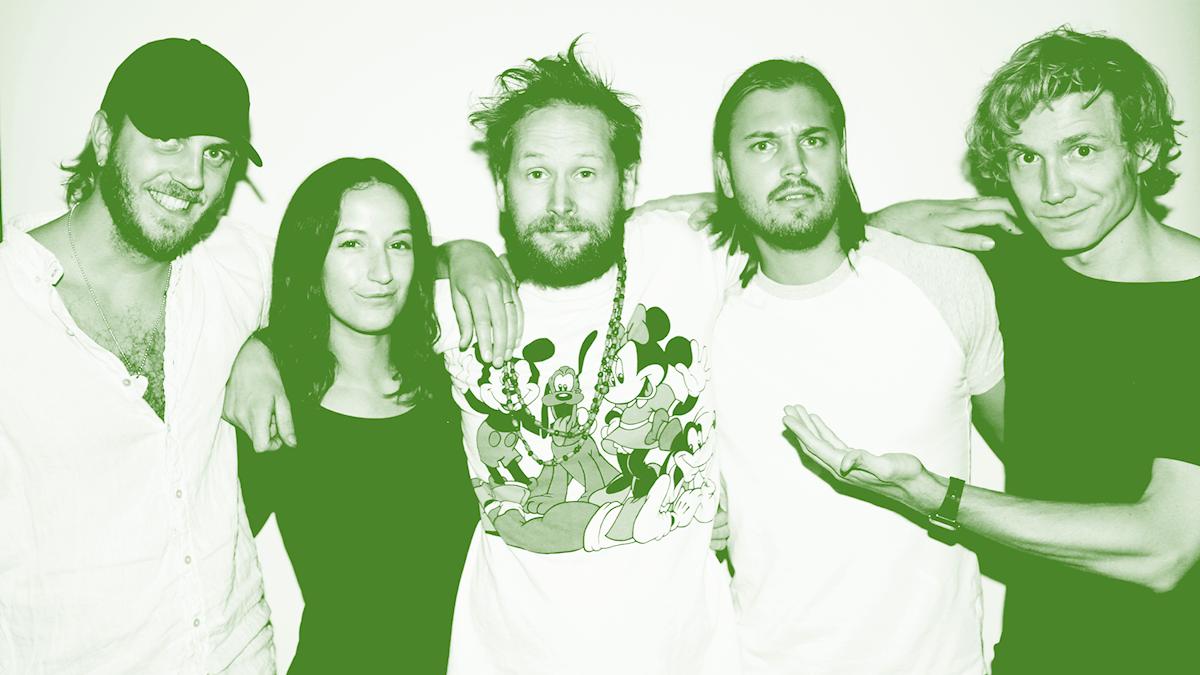 Jung, Karin Londré, Henrik Nyblom och Adrian