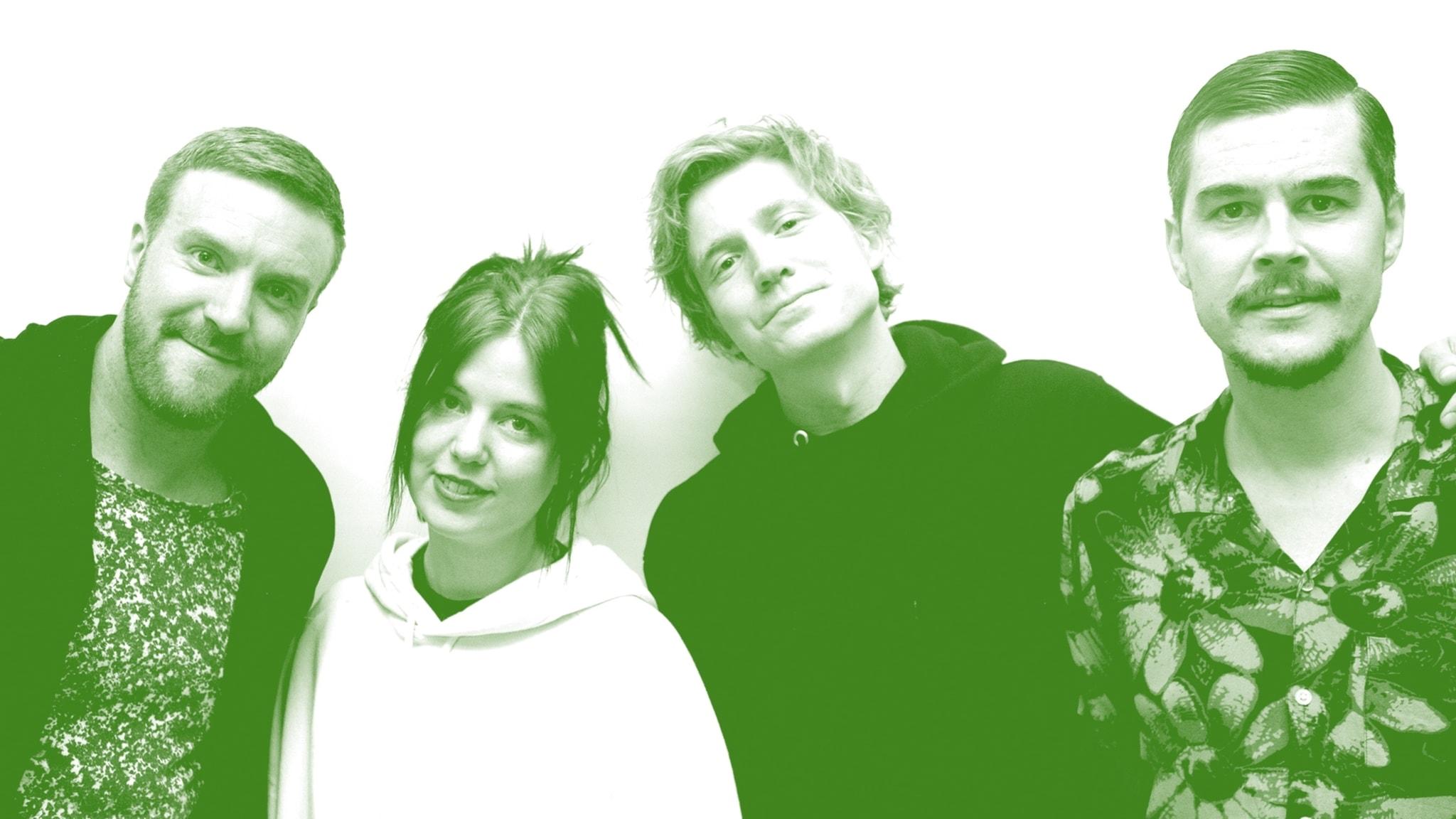 Quiz med John De Sohn, Ji Nilsson och Johan Hurtig