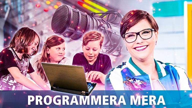 Programmera mera är ett program från UR.