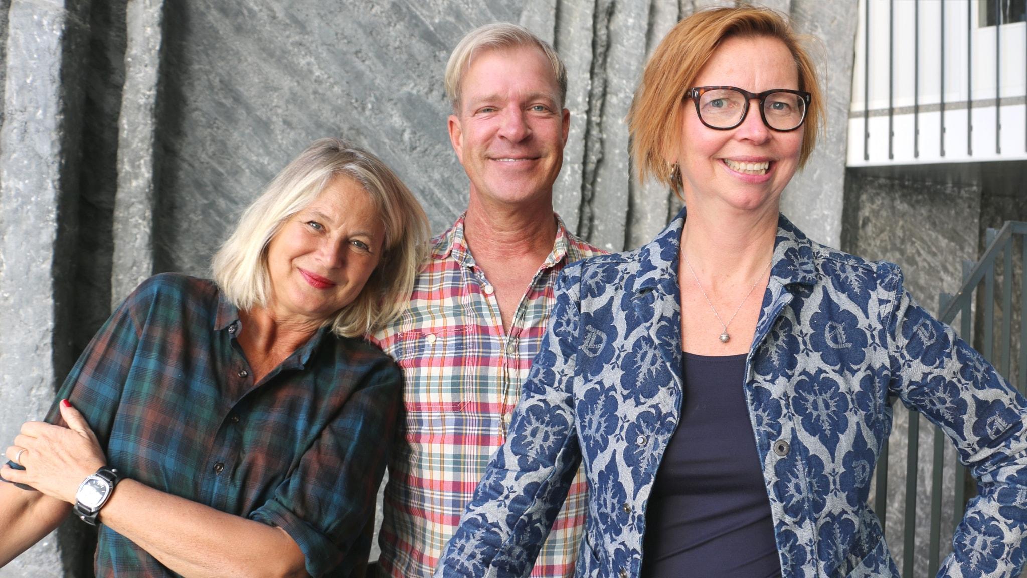 I Spanarna hör du en panel med tre ovanligt skarpsynta personligheter. Den här veckan bjuder Helena von Zweigbergk, Calle Norlén och Maja Aase på varsin spaning.