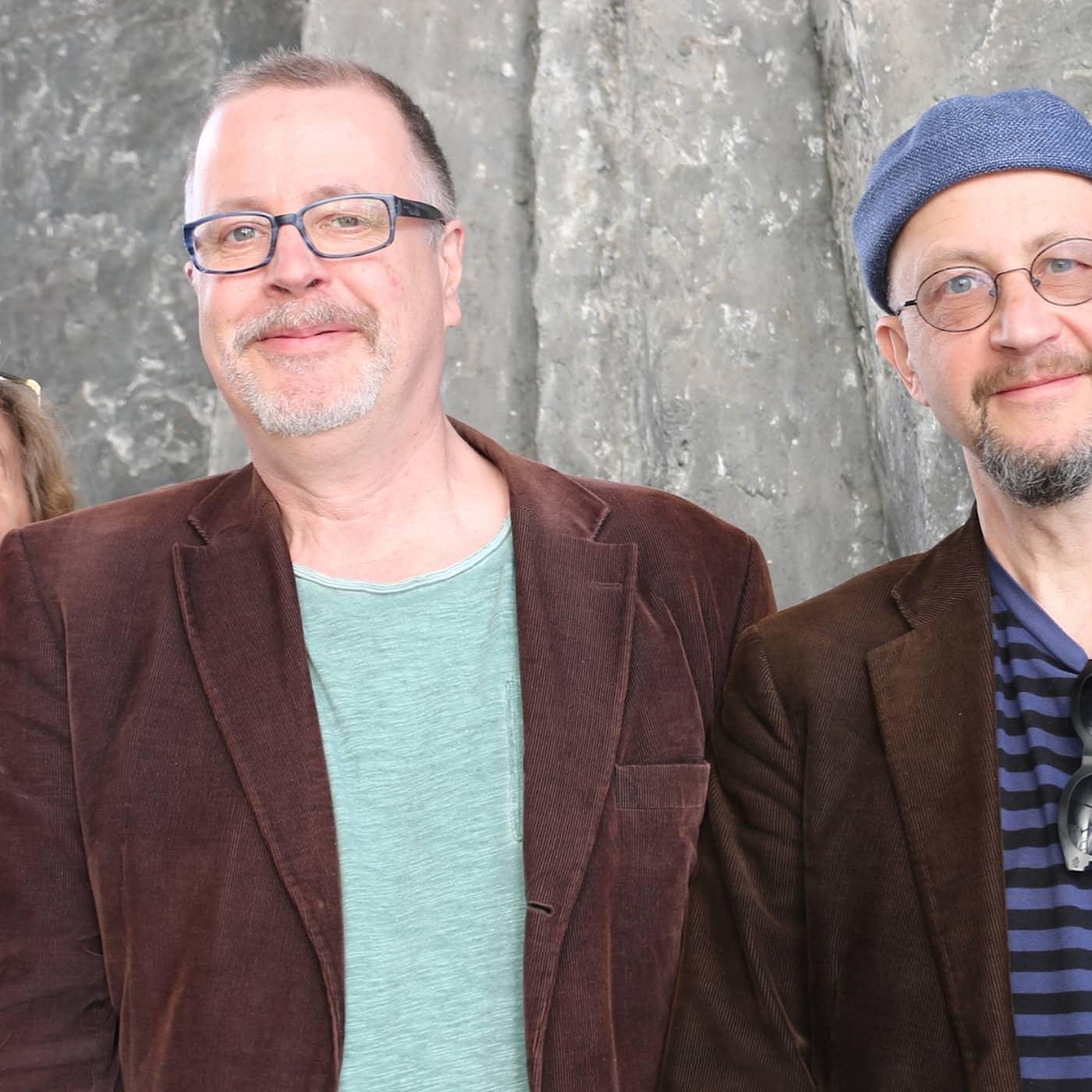 Jonathan Lindström, Annika Sundberg och Per Naroskin