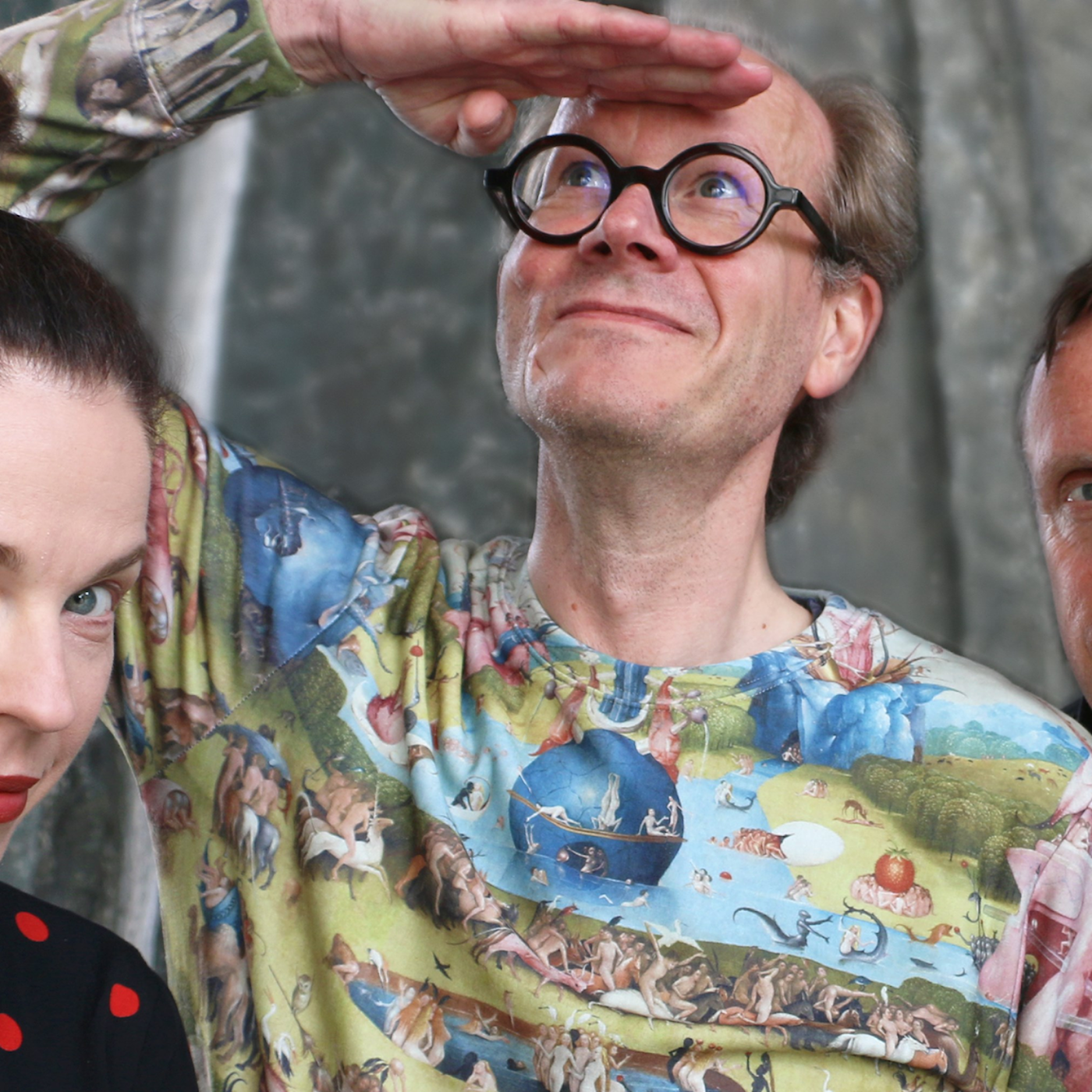 Johan Hakelius, Jessika Gedin och Göran Everdahl