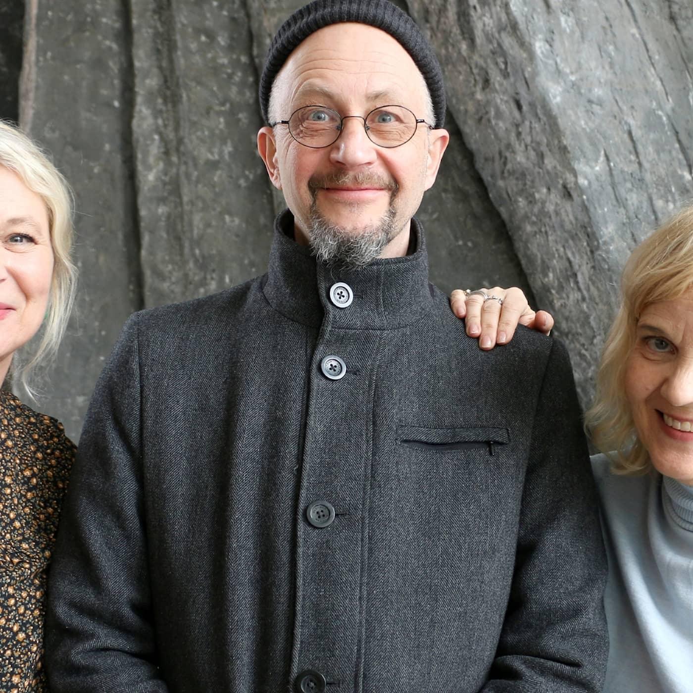 Helena von Zweigbergk, Per Naroskin och Gabriella Ahlström