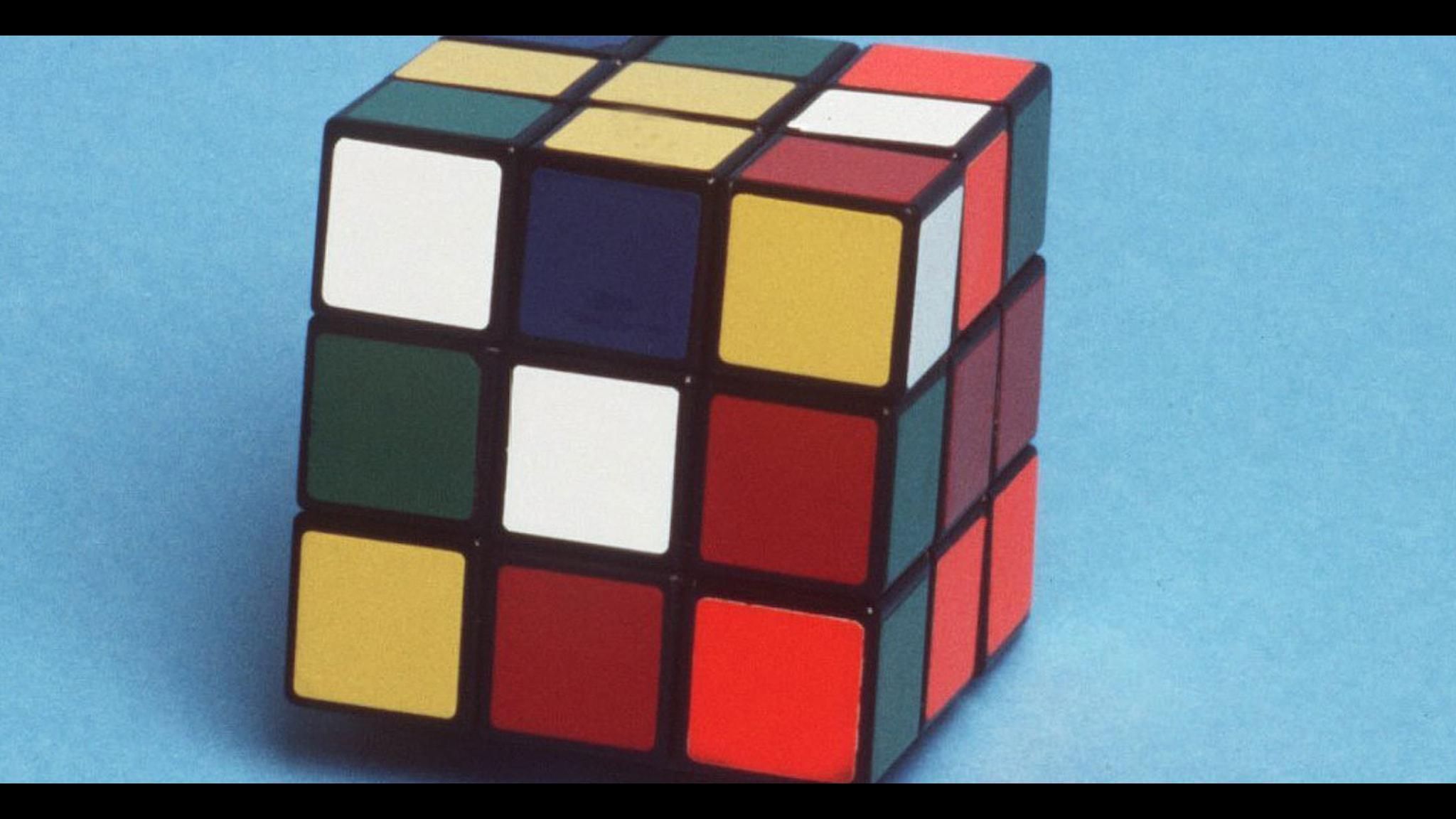 Rubiks kub. Foto: Scanpix.