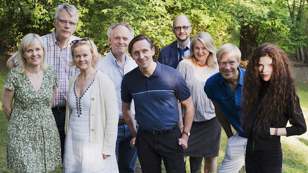 Spanarna. Foto: Lena Dahlström