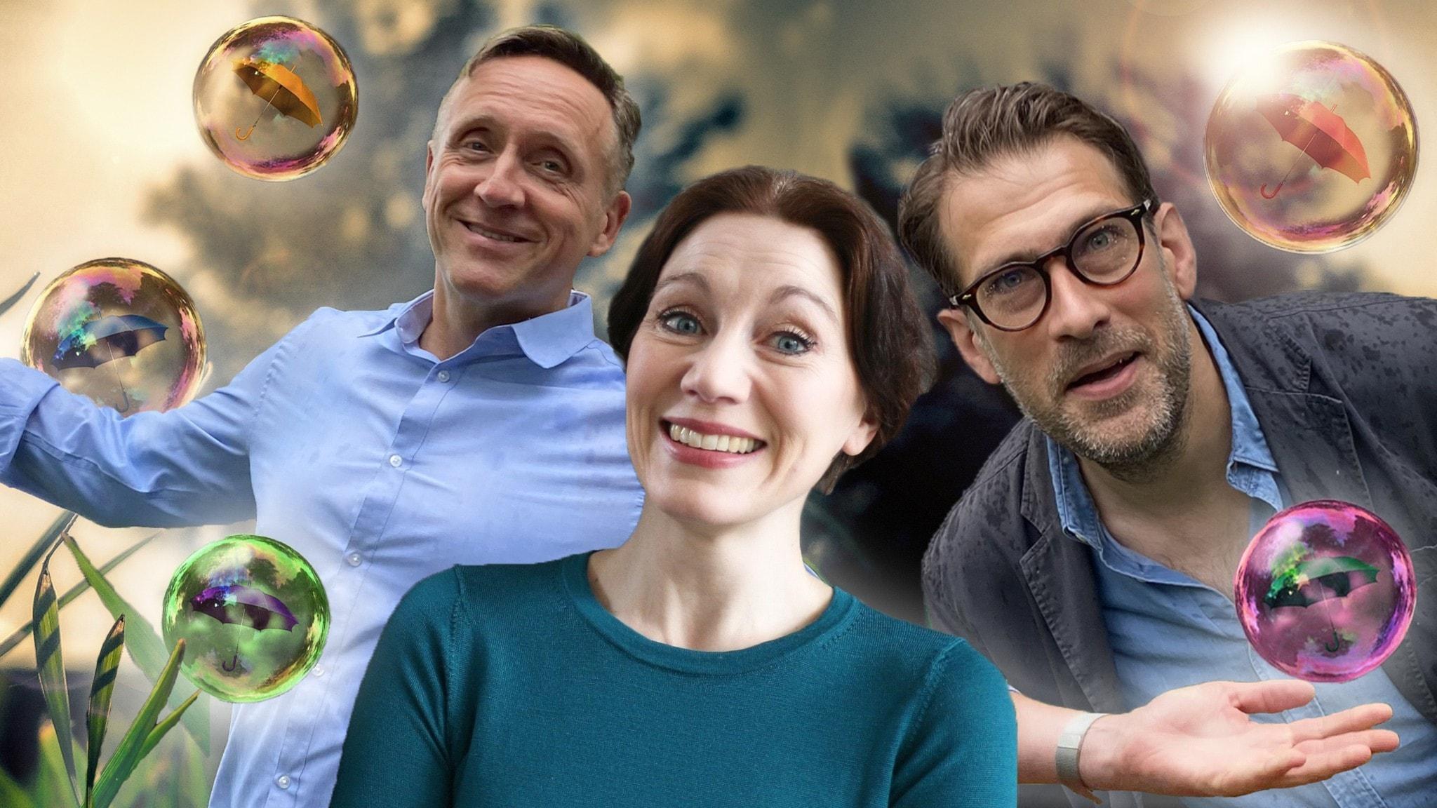 I veckans panel i Spanarna hör vi filmkritikern Göran Everdahl, statsvetaren och docenten Katarina Barrling samt TV-programledaren Niklas Källner.