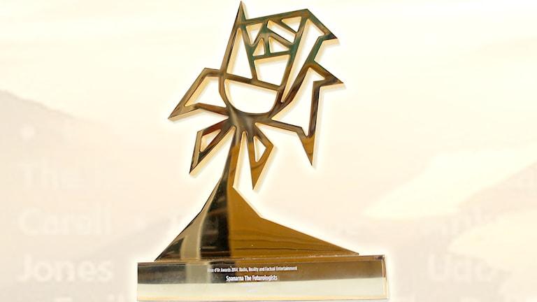 Spanarna vann Rose Do´r 2014. Bild SR