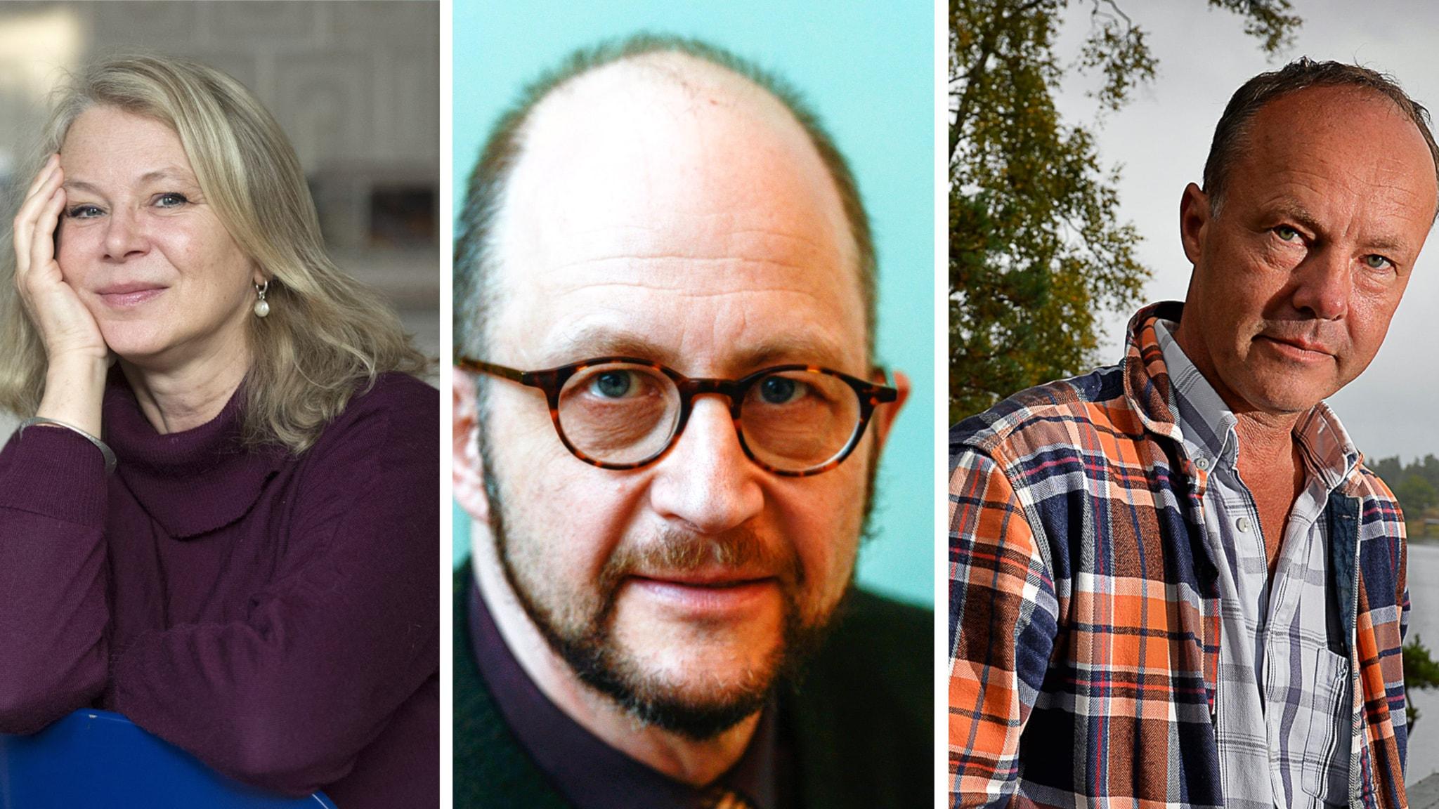 Helena von Zweigbergk, Per Naroskin, Fredrik Sjöberg