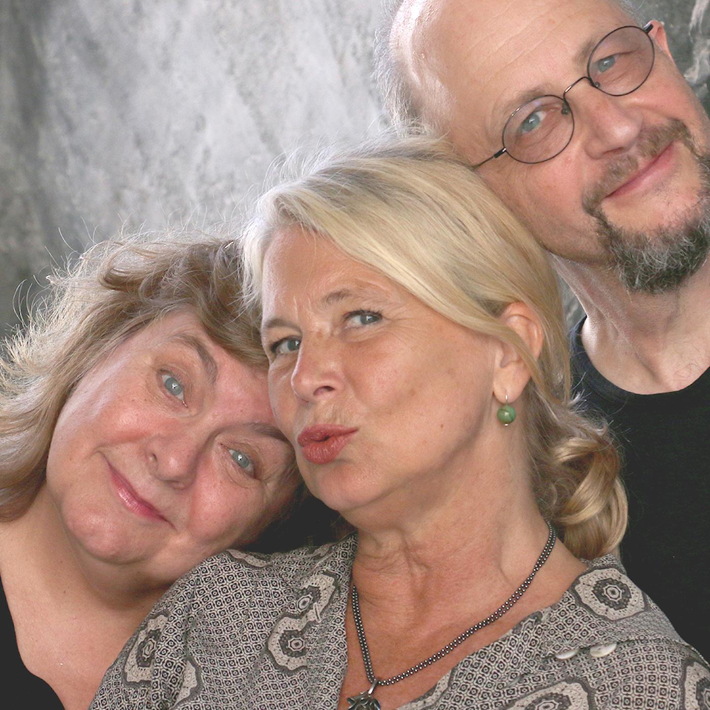Annika Sundberg, Per Naroskin och Helena von Zweigbergk