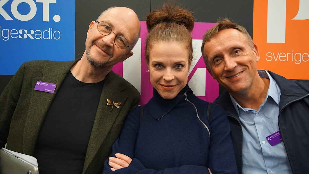 Ingavr Strom, Göran Everdahl, Jessika Gedin och Per Naroskin