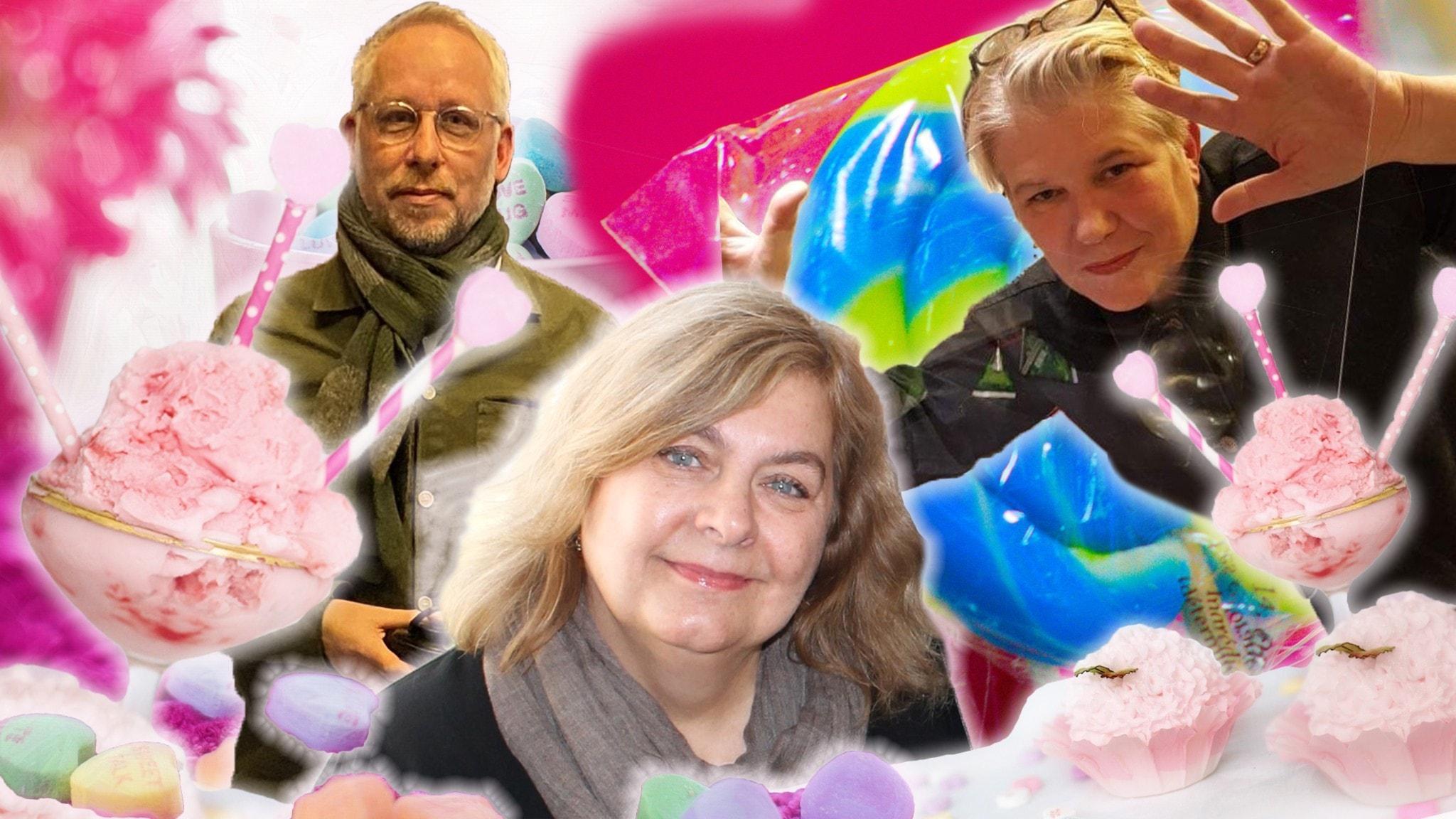 I veckans spanarpanel hör du tv-producenten Annika Sundberg, författaren och kulturkritikern Po Tidholm samt prästen Camilla Lif!