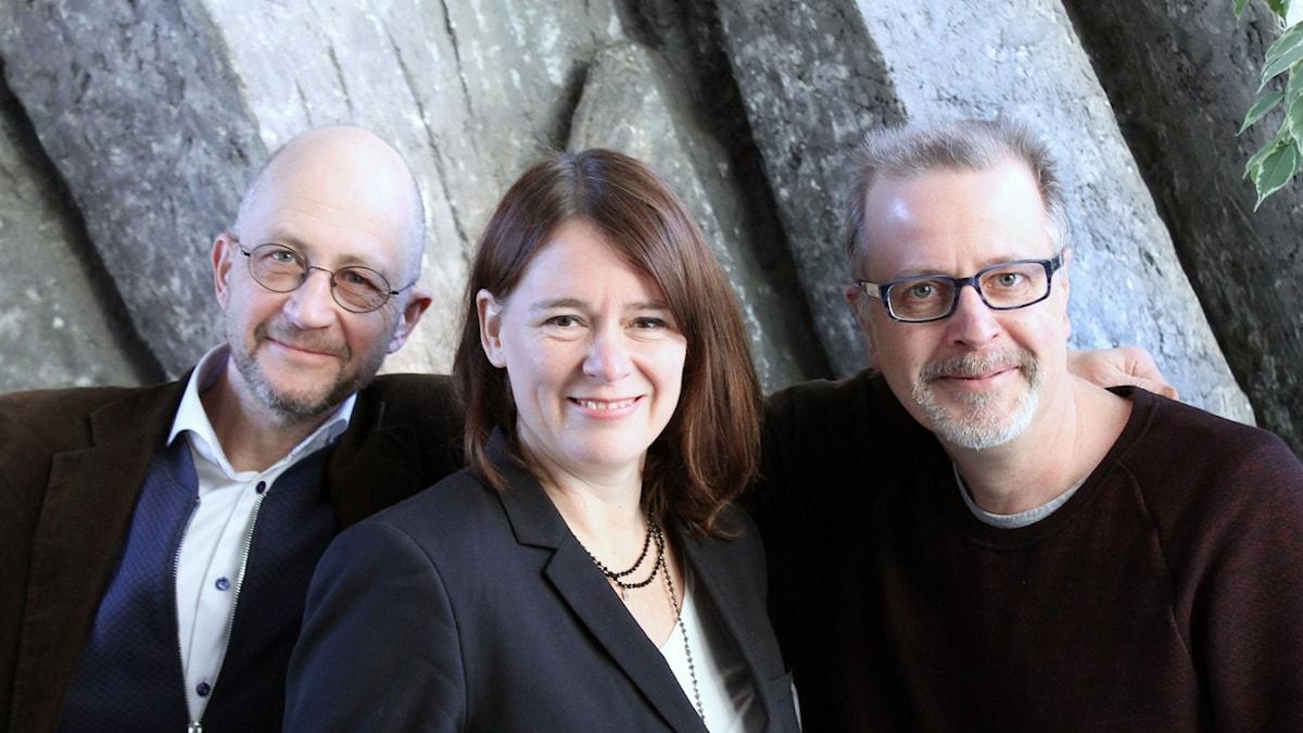 Per Naroskin, Sofia Wadensjö Karén och Jonathan Lindström