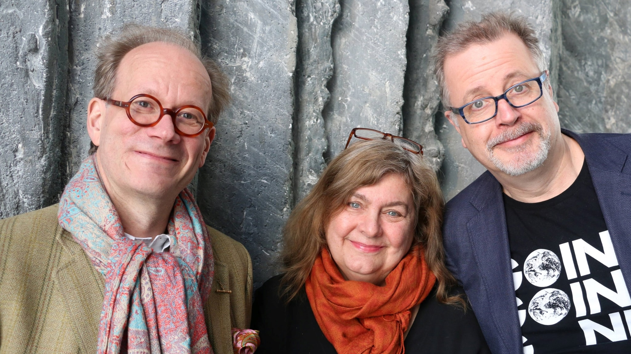 Johan Hakelius, Annika Sundberg och Jonathan Lindström