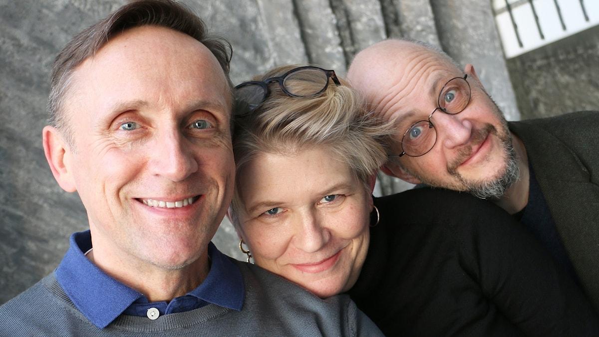 Veckans spanare: Göran Everdahl, Camilla Lif och Per Naroskin