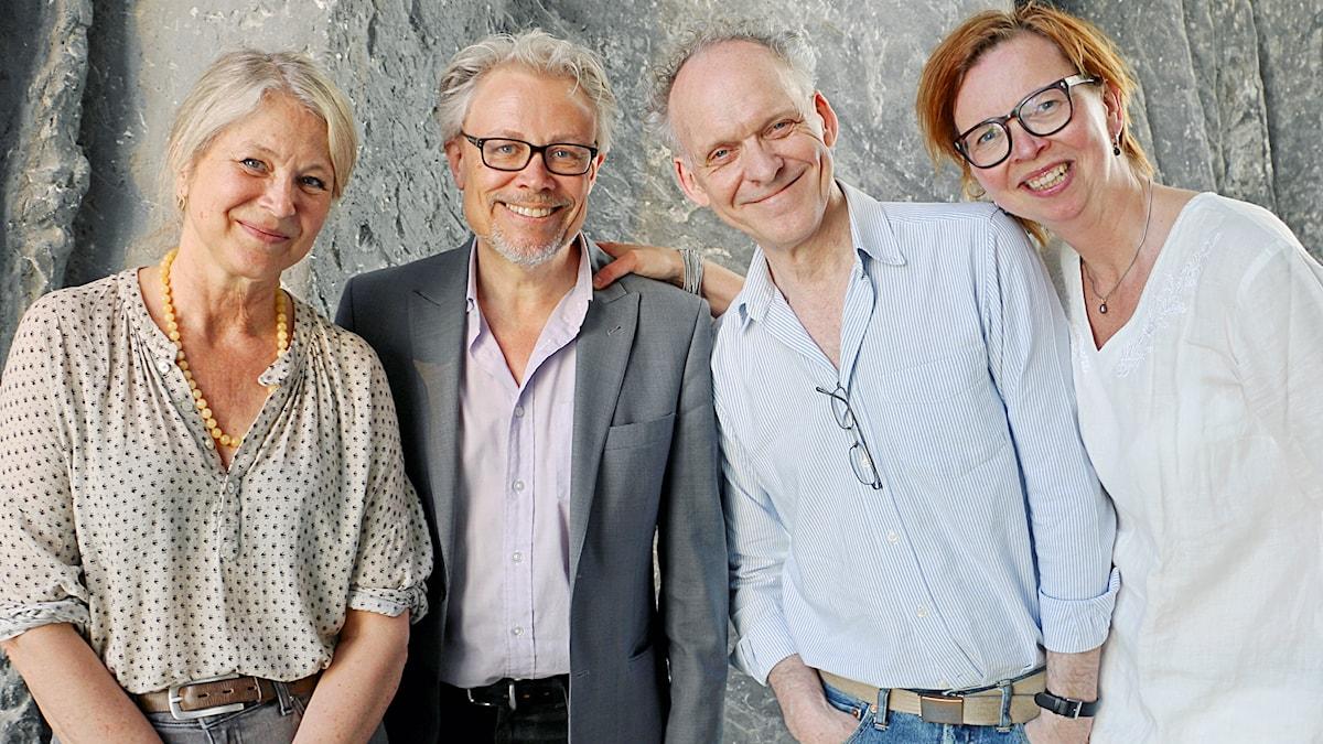 Veckans spanare: Helena von Zweigbergk, Staffan Dopping och Maja Aase.