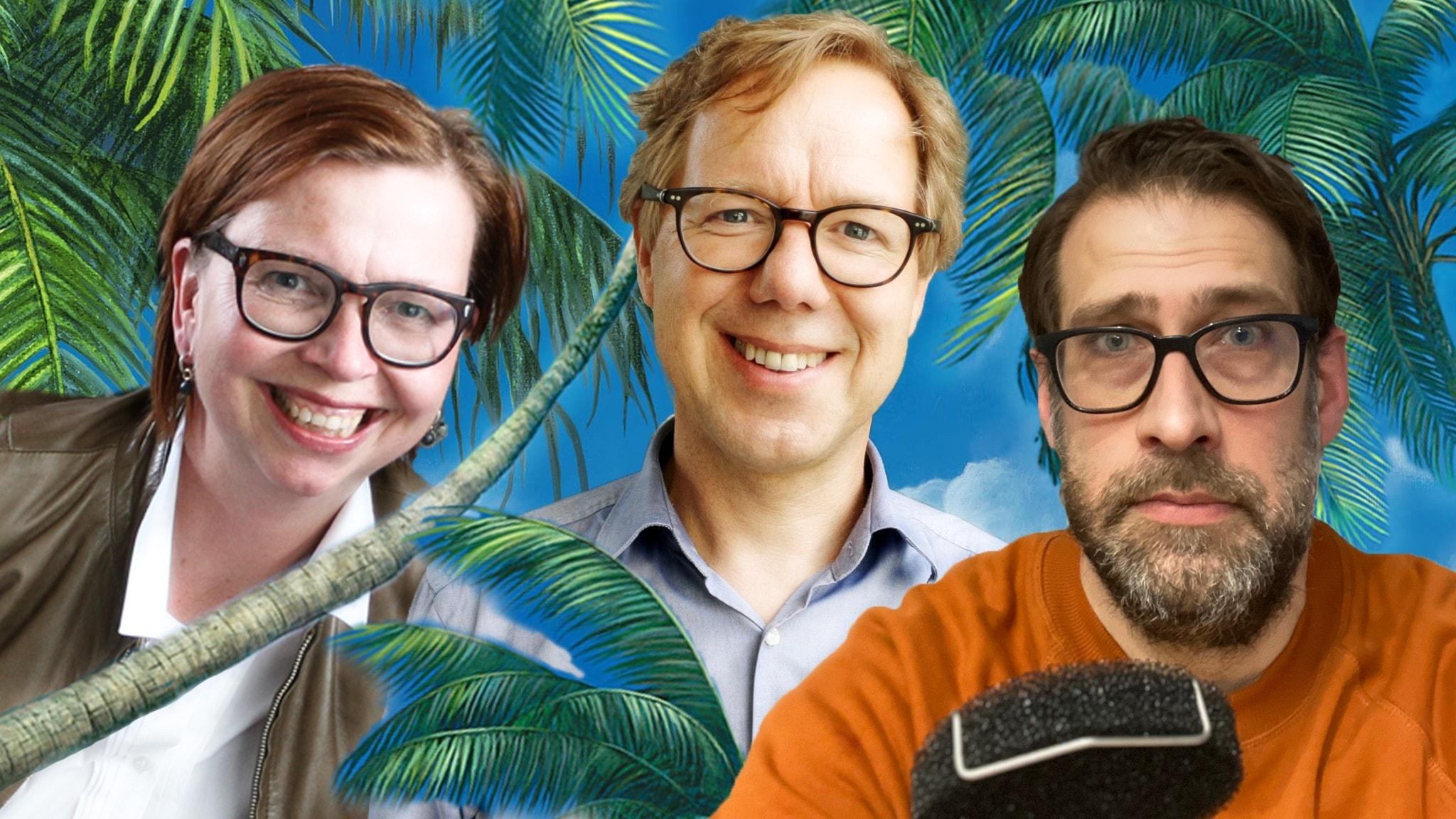 Patrik Hadenius, Maja Aase och Niklas Källner bjuder på veckans spaningar