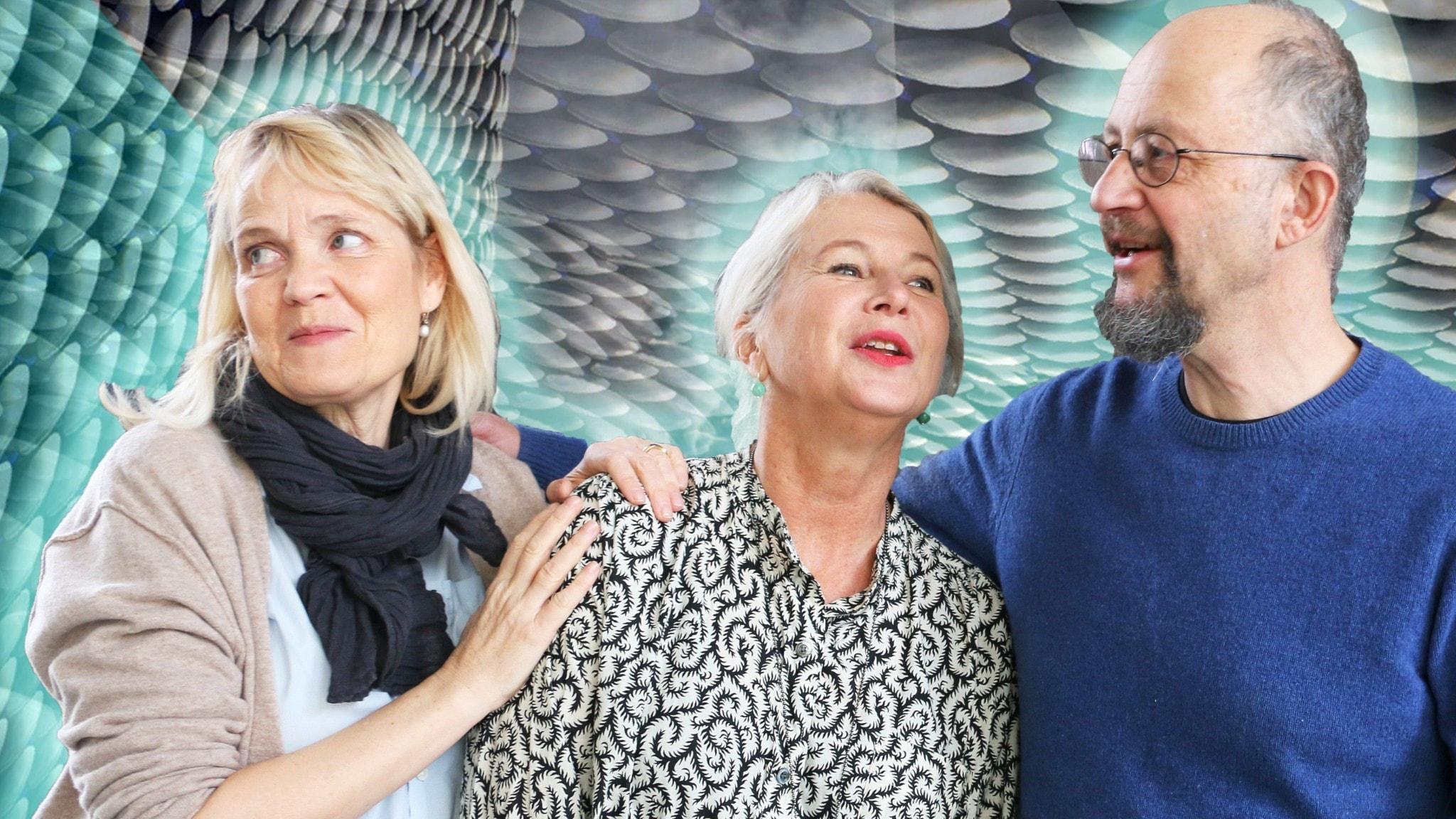 Minns framtiden. Intima Teatern & Ångest och ålar.