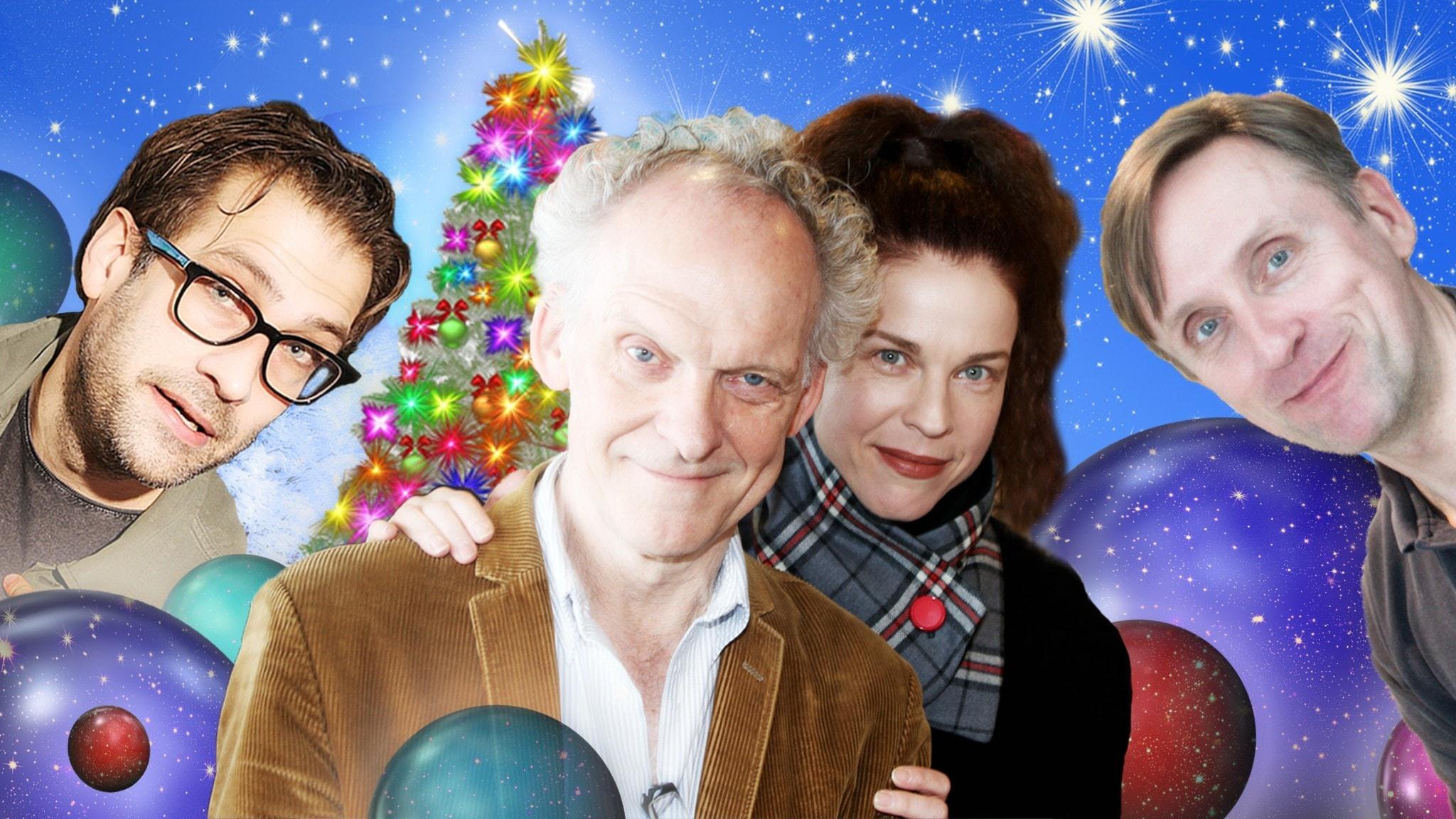 Juldagsspaningar med Niklas Källner, Jessika Gedin och Göran Everdahl