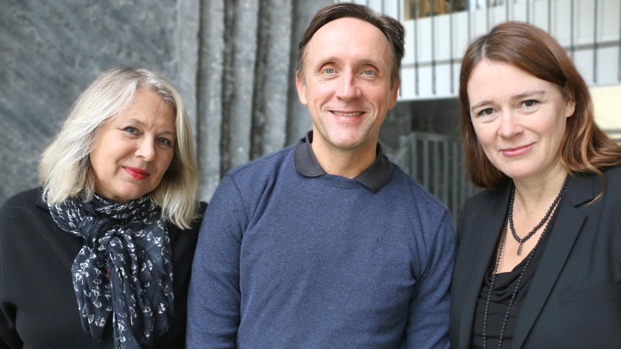 Helena von Zweigbergk, Göran Everdahl och Sofia Wadensjö Karén är veckans spanare.